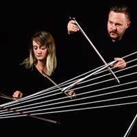 Spektral Quartet's <i>Experiments in Living</i> upends the timeline to stake out a fresh vantage point