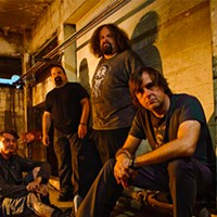 Napalm Death call for empathy and action in a troubled world on <i>Throes of Joy in the Jaws of Defeatism</i>