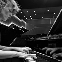 Israeli pianist Shira Legmann revives the piano music of composer Giacinto Scelsi