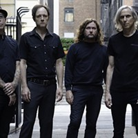 Live Skull combine new songs with a resurrected 1989 Peel Session on <i>Dangerous Visions</i>