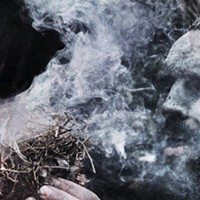 One-man black-metal outfit Old Growth finds serenity in nature and death on <i>Mossweaver</i>