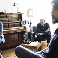German indie veterans the Notwist draw from Chicago's jazz community for the new <i>Vertigo Days</i>