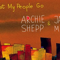Archie Shepp and Jason Moran turn tradition into new challenges on <i>Let My People Go</i>