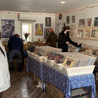 A new record store somehow opens in Evanston