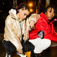 Chicago hip-hop duo Mother Nature level up with the BoatHouse collaboration <i>Sznz</i>