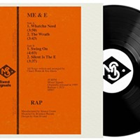 A barely documented 1989 Chicago rap record gets a surprise reissue