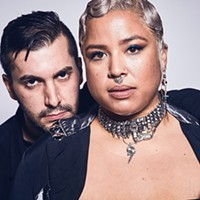 Chicago dance-pop duo Drama return to the stage to showcase their pre-pandemic album