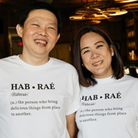 Habrae Cafe has your good luck Thai sweets