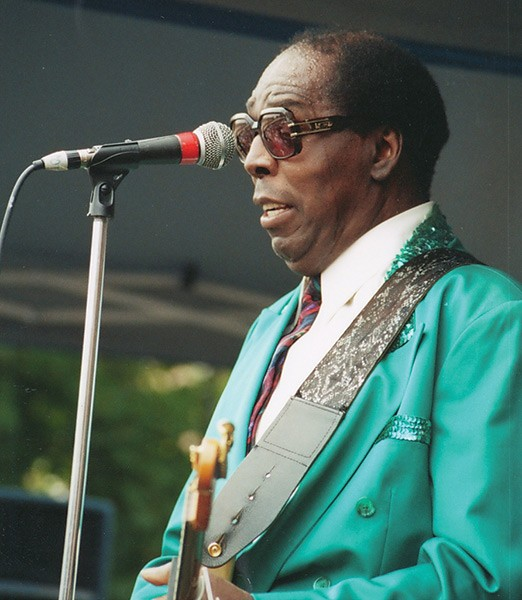 Clarence Carter - COURTESY CHICAGO DCASE
