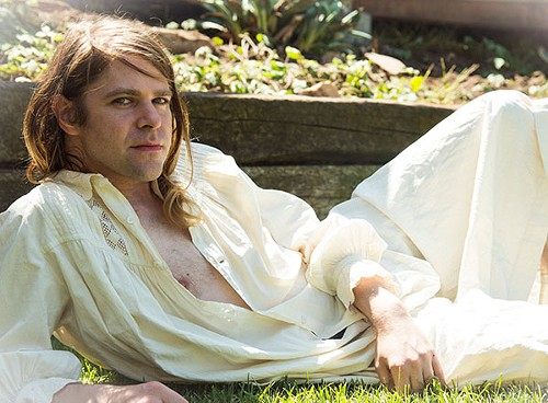 Ariel Pink may or may not be decent by the time he headlines Lincoln Hall on Saturday night. - SASHA EISENMAN