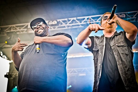 Run the Jewels, as loud and as lively as they want to be - ALISON GREEN