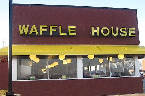 One billion waffles sold! - BILLY HATHORN