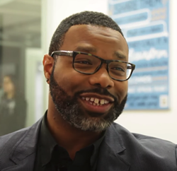 """Series founder Thomas K.R. Stovall wants other black """"tech-preneurs"""" to benefit from expert advice. - (COURTESY OF BLACKINTECH)"""