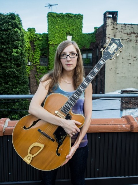 Mary Halvorson - PETER GANNUSHKIN / DOWNTOWNMUSIC.NET