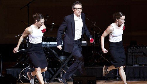 Ira Glass returns to Chicago this weekend—as a professional dancer. - EBRU YILDIZ