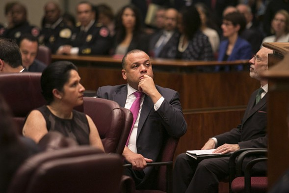 How would I have voted on the mayor's budget? - (ASHLEE REZIN/SUN-TIMES)