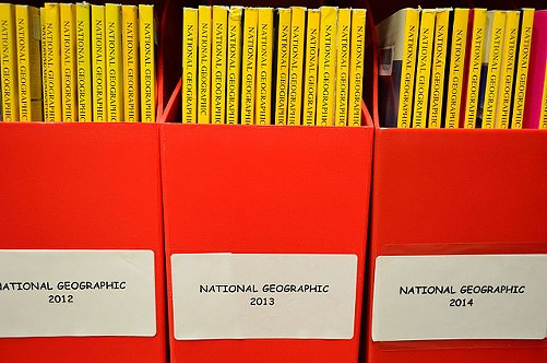 National Geographic—now with 10 percent fewer employees! - RAYSONHO @ OPEN GRID SCHEDULER / GRID ENGINE / WIKIMEDIA COMMONS