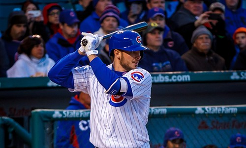 Kris Bryant is the rookie of a lifetime in our hearts. - MBDCHICAGO