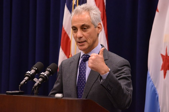 Emanuel did the immoral—and politically stupid—thing in the case of the McDonald shooting video. - BRIAN JACKSON/ FOR THE SUN-TIMES