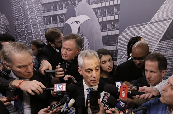 What did the mayor know and when did he know it? - AP/M. SPENCER GREEN