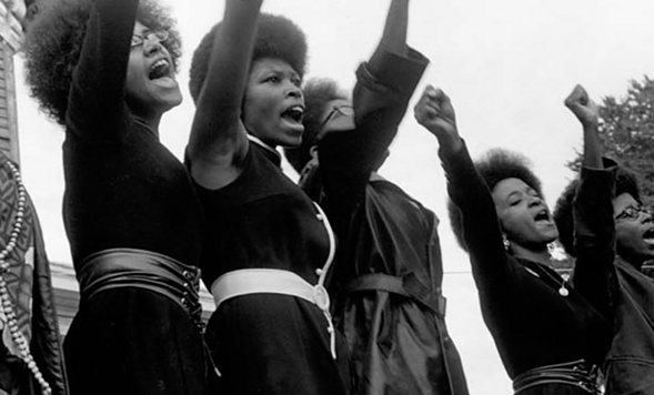 Events depicted in the doc The Black Panthers feel oddly familiar. - FIRELIGHT FILMS