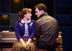Local Abby Mueller plays Carole King beautifully in the touring production of the award-winning musical. - JOAN MARCUS