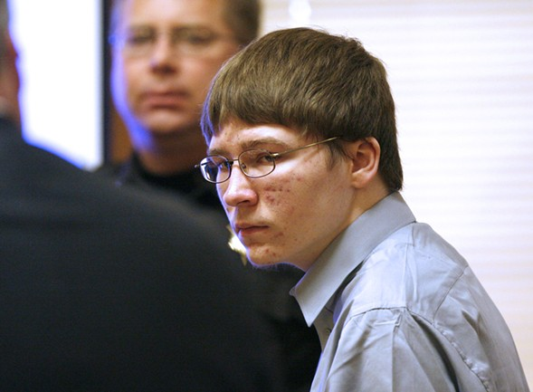 Brendan Dassey, shown here in 2007, and his uncle, Steven Avery, were convicted of the 2005 rape and murder of Teresa Halbach. Dassey's legal team says his confession was coerced. - AP