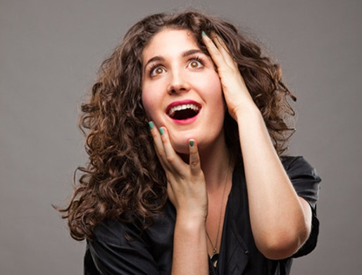 Kate Berlant comes to Up Comedy Club this weekend. - ERIC MICHAEL PEARSON