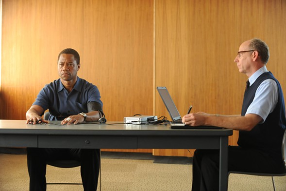 Cuba Gooding, Jr. is O.J. Simpson in American Crime Story. - FX NETWORKS