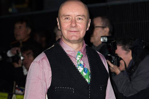 Trainspotting author Irvine Welsh will attend a screening of the film based on his book on Wed 2/17. - IAN GAVAN/GETTY IMAGES