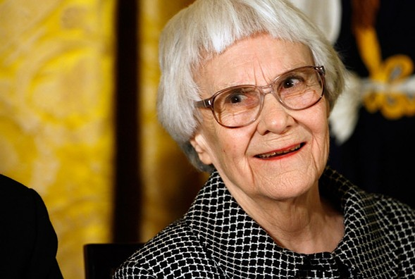 Harper Lee, pictured here in 2007, died Friday at age 89. - CHIP SOMODEVILLA/GETTY IMAGES