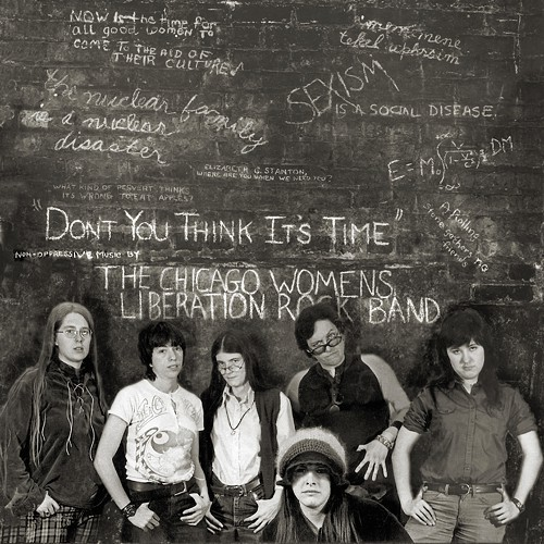 The Chicago Women's Liberation Rock Band - VIRGINIA BLAISDELL