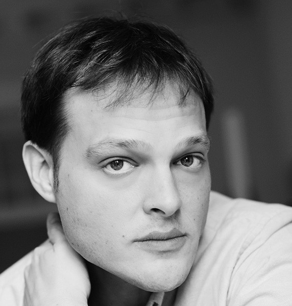 Garth Greenwell reads from his debut novel on Sat 3/19 at Seminary Co-op Bookstore. - MAX FREEMAN