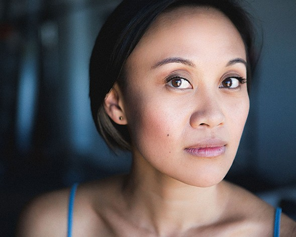 Chicago Inclusion Project founder Emjoy Gavino  is an Asian-American actress, but she found that she wasn't often considered for American roles. - JOE MAZZA/BRAVE LUX