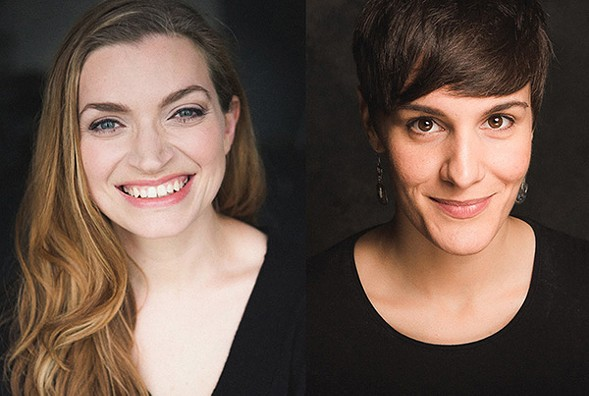 """Earlier this month, actresses Harmony France and Danni Smith launched a new musical-theater venture, Firebrand Theatre, dedicated to """"employing and empowering women by expanding opportunities on and off the stage."""" - SUN-TIMES MEDIA"""