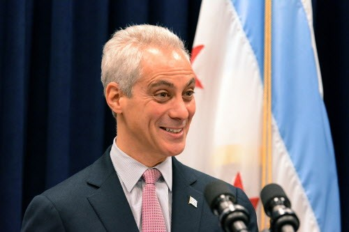 Emanuel might not take the idea seriously, but maybe he should. - BRIAN JACKSON / SUN-TIMES