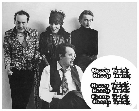 COURTESY CHEAP TRICK