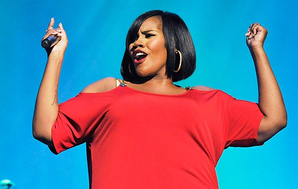 Kelly Price is one of many guests at the Black Women's Expo from Fri 4/8-Sun 4/10. - GETTY IMAGES NORTH AMERICA