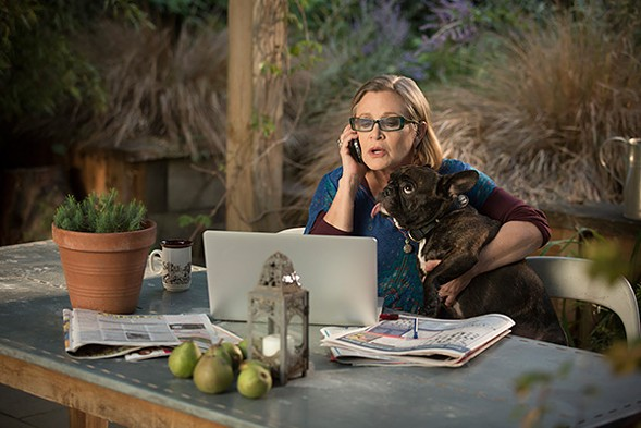 Carrie Fisher in Catastrophe - AMAZON