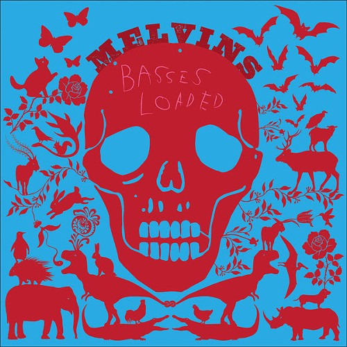 The newest Melvins album, Basses Loaded