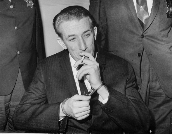 Richard Speck's grisly mass murder of eight Chicago nursing students in 1966 shocked the nation. - UPI