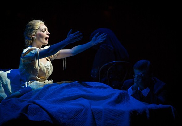 Marriott Theatre's Evita - LIZ LAUREN
