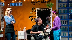 American Beauty Shop, at Chicago Dramatists - LIAM FITZGERALD