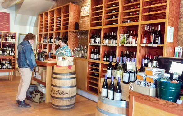In Fine Spirits is one of many stops on the Andersonville Wine Walk. - ANDERSONVILLE CHAMBER OF COMMERCE