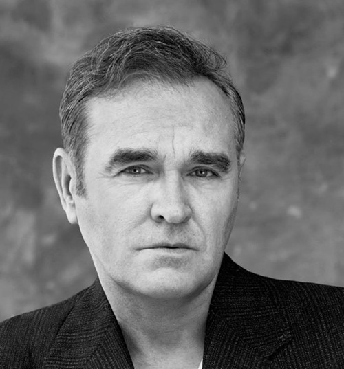 Do you suppose Moz will ride the Ferris wheel with us? - COURTESY OF MORRISSEY'S OFFICIAL FACEBOOK PAGE