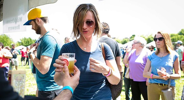 Welles Park Craft Beer Fest closes Chicago Craft Beer Week on Saturday 5/28. - COURTESY CHICAGO CRAFT BEER WEEK