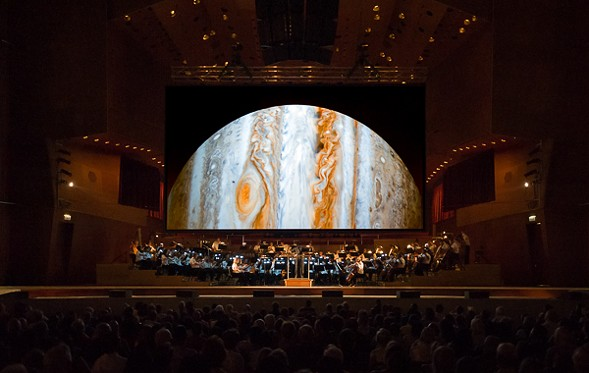 Cosmic Convergence features the films of José Francisco Salgado scored by the Chicago Sinfonietta. - JOSÉ FRANCISCO SALGADO, PHD