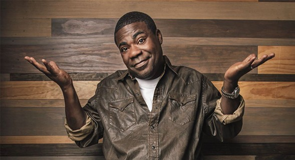 Tracy Morgan brings his Picking Up the Pieces tour to Chicago on Wed 6/1. - PAUL MOBLEY