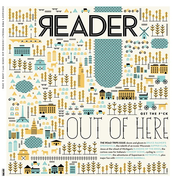 On the cover: Illustration by the NBDY Design Co. For more info, go to nobodydesignco.com.
