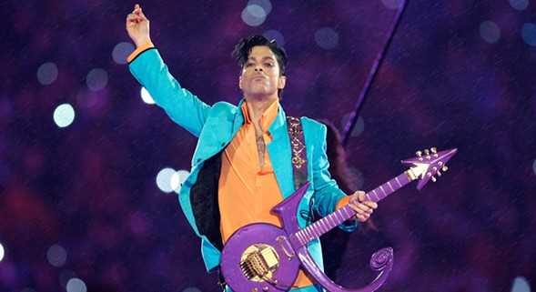 Celebrate Prince's life and music at the Empty Bottle on Sun 6/5. - AP